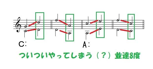 創作音楽用語1⃣「パッヘルコード」「名無しの九」
