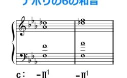 創作音楽用語2⃣「バッハのナポリ」