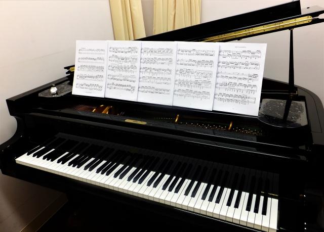 【私のピアノ遍歴】大して弾けません爆-それでも長い期間で4つのステップが