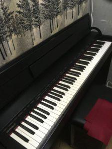 所有のキーボード「Roland Piano Digital DP603」を選んだ理由