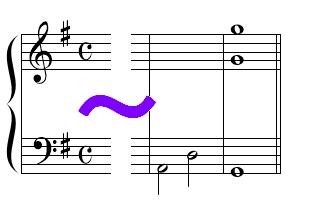 ソプラノ終結音